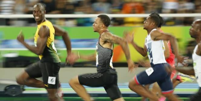 Comment Bolt m'a souri