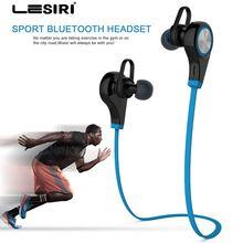 Auricular Bluetooth Inalámbrico Deportes Auriculares En la oreja los Auriculares Estéreo de Música Auriculares Manos Libres con Micrófono para Teléfonos Inteligentes