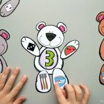 This cute Build a Bear Number Match printable will help your kids build a strong number sense! It is an important skill for future understanding of more complex math topics, so let's make it fun! Numbers can be represented in different ways such as pictures, tens frames, tally marks and others. This printable activity includes...Read More »