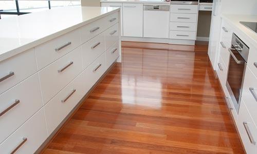 Sydney blue gum floor