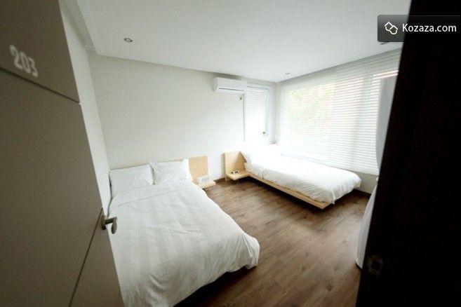 Twin Room #203