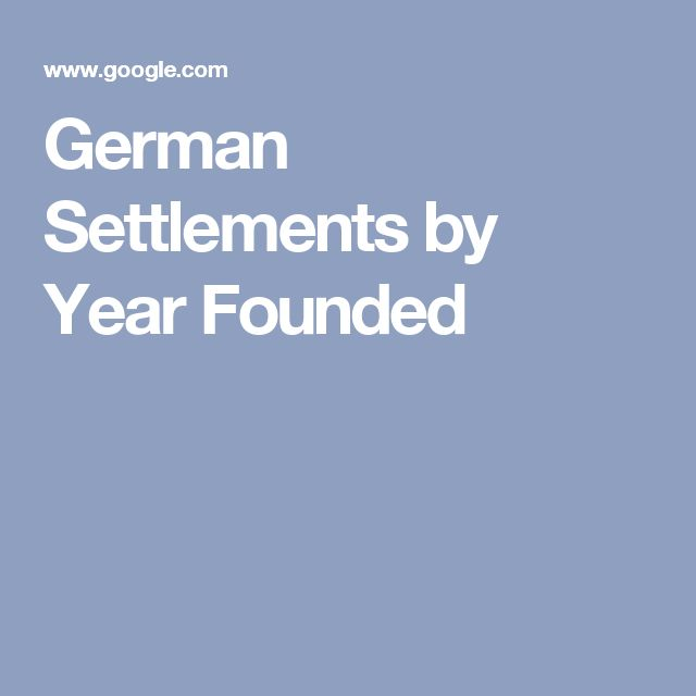 Best Germans From Russia Settlement Location Maps Images On - Russia location