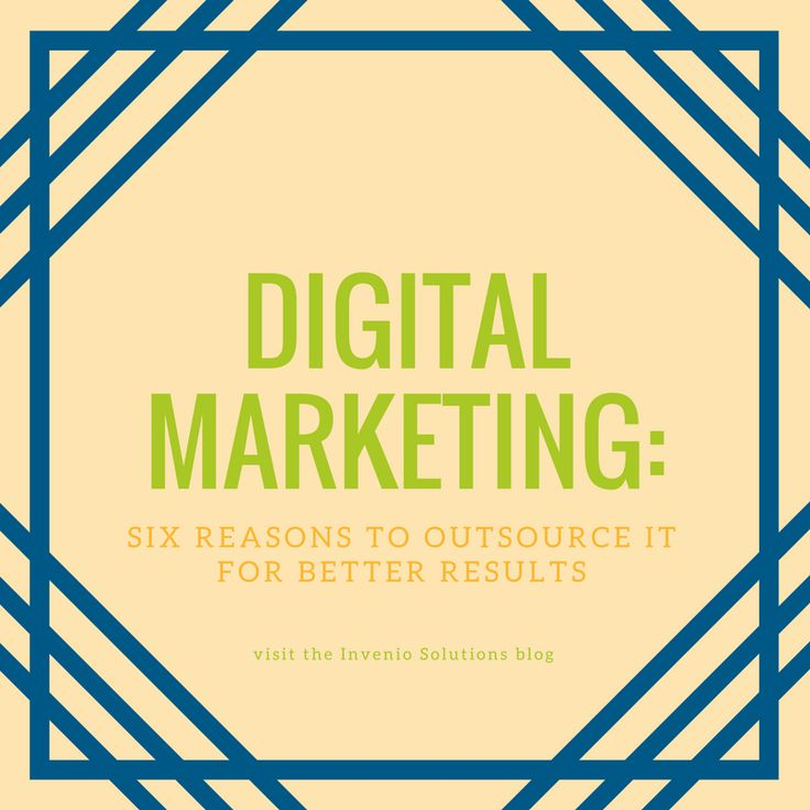 6 Smart Reasons to #Outsource Your #DigitalMarketing Business 2 Community   #IdeateLabs #growthhacking #makeyourownlane #defstar5 #business #success #tips