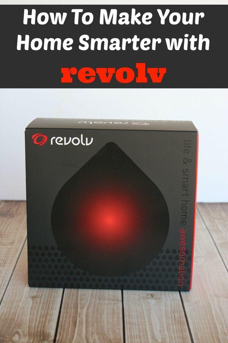 #tech Make your Home Smarter with Revolv Review