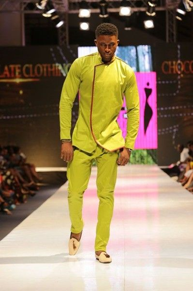 FAB RUNWAY: Glitz Africa Fashion Week: Ghanaian designer, Chocolate Clothing ~African Prints, Ankara, kitenge, African women dresses, African fashion styles, African men's fashion, Nigerian style, Ghanaian fashion ~DKK