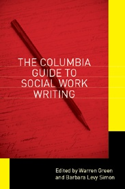 Foregrounding the process of social work writing, the coeditors particularly emphasize how to think about and approach one's subject in a productive manner. The guide begins with an overview of social work writing from the 1880s to the present, and then follows with ideal strategies for academic paper writing, social work journal writing, and social work research writing.