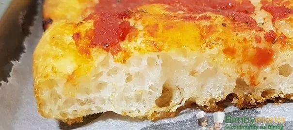 Focaccia pugliese pomodori o sugo Bimby - Ricette Bimby