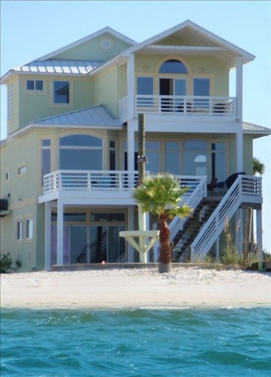 Best 25+ Beautiful Beach Houses Ideas On Pinterest