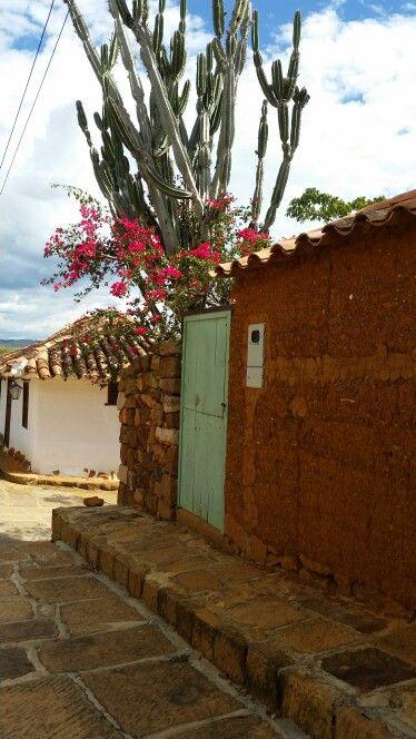 Casas de Barichara