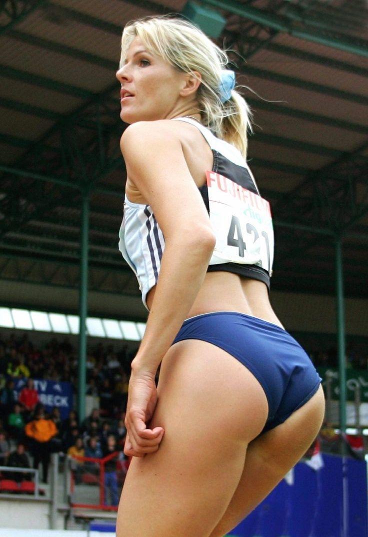 Susen Tiedtke German Long Jumper Sports Personalities -4556