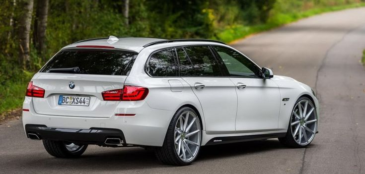 BMW 5-Series Touring 2017
