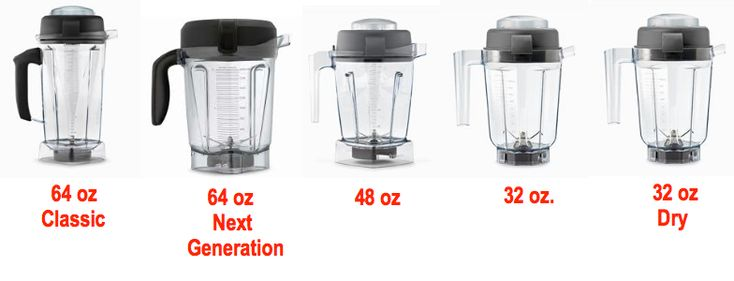 Learn about the different kinds of Vitamix Containers, how they work, what Vitamix recipes they are best for, and why you should consider getting a 32 oz. wet container if you don't already have one! Contact me at LeaAnn@BlenderLady.com for my Pricing on Containers Or click Here  All Vitamix machines come packaged with a Wet Container....