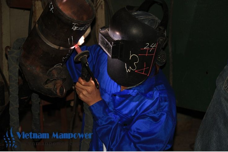 The recruitment campaign to select welders, steel erectors, pipe fitter and pipe fabricator for Inco Group of Companies