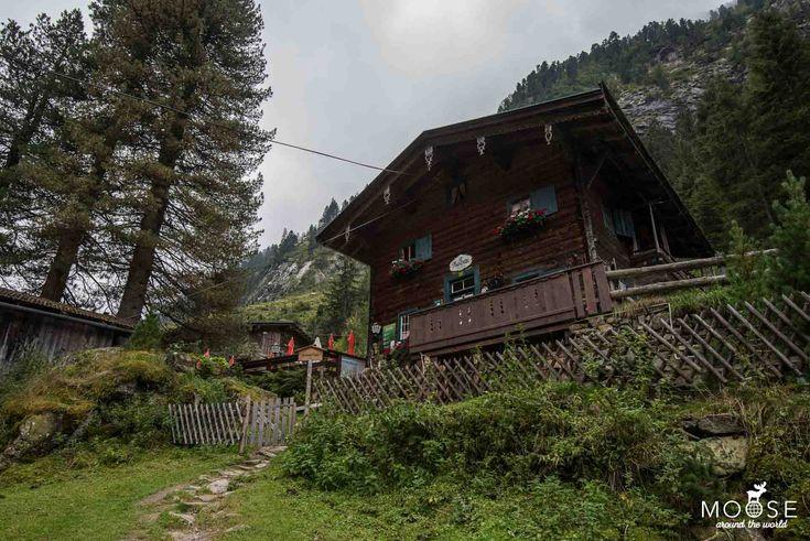 Maxhütte Ginzling Zillertal