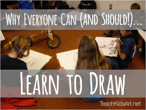 Watch this 5 minute TED Talk for some truly compelling art advocacy!