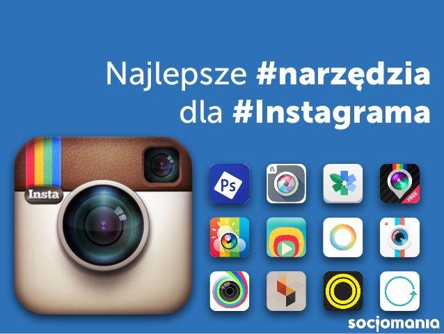 Instagram dla firm - najlepsze narzędzia 2015