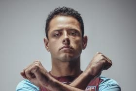 West Ham news: Javier Hernandez out to show Man United what they're missing   London Evening Standard