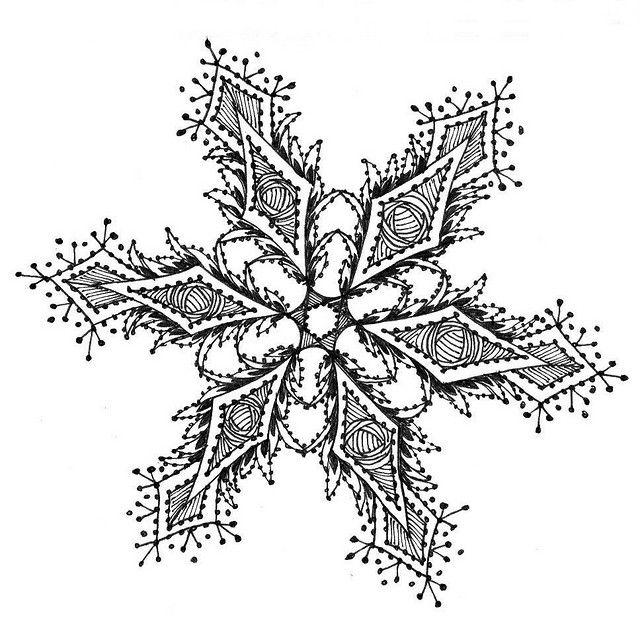 Zentangle Pattern Gallery | Zentangle Patterns 1 - a gallery on Flickr