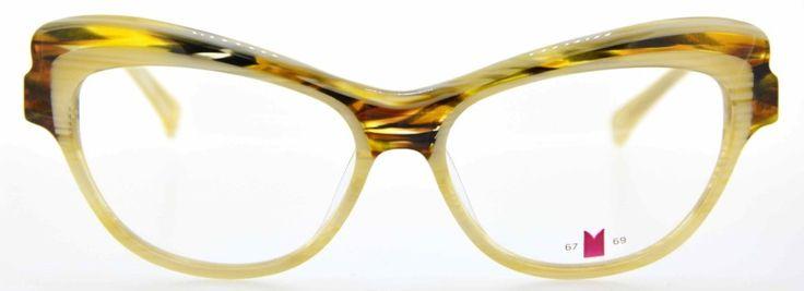 Via Montenapoleone - Milano 6769 occhiali esclusivi e di design exclusive design eyewear