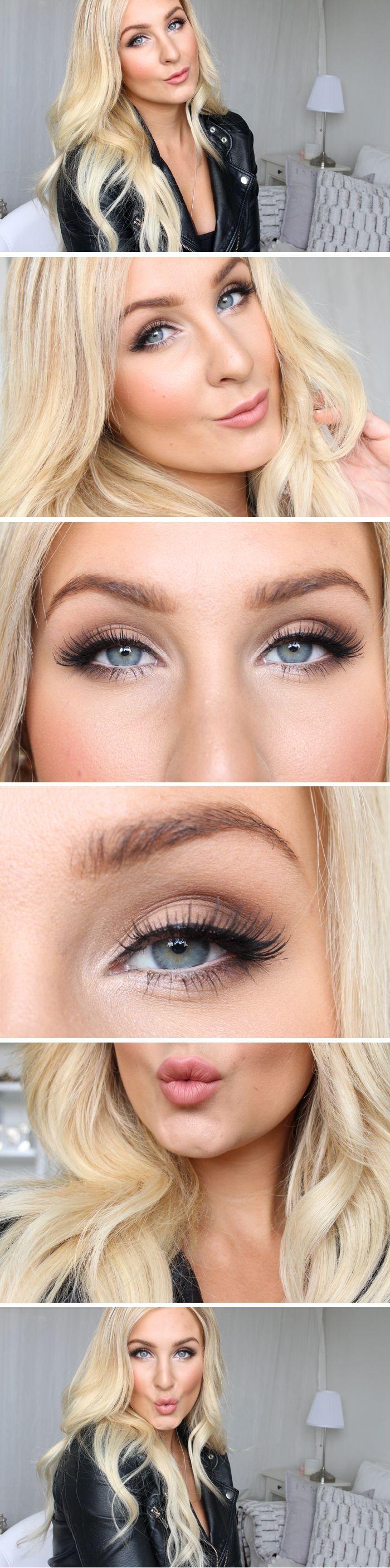Dagens makeup – Candice Swanepoel | Helen Torsgården – Hiilens sminkblogg