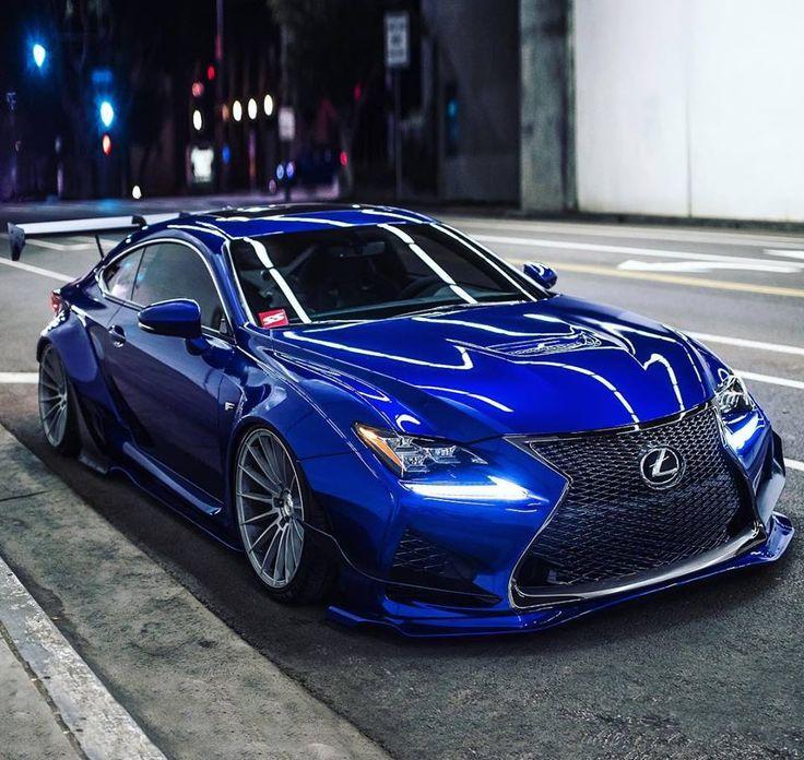 #RCF #Lexus #TuningCult.com