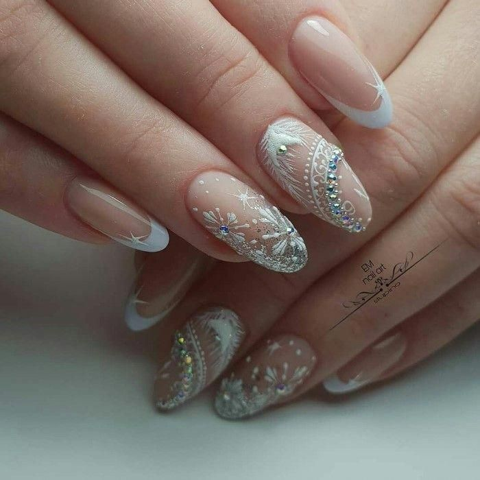4 Methods To Make A French Manicure On Gel Nails Prochnye Nogti