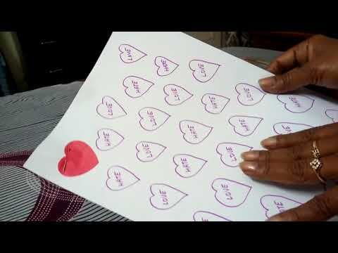 Tombola N funny Kitty game Two in one ❤Valentine's Day special ❤(Jyoti creation kitty with fun) - YouTube