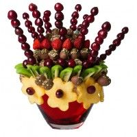 Kirazlı Meyve Sepeti
