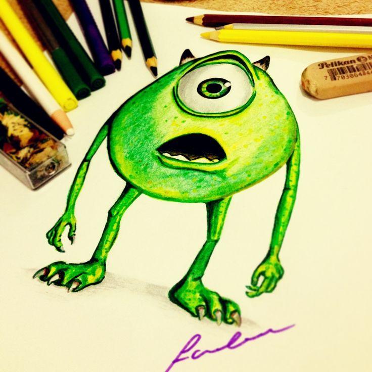 Sketching ....