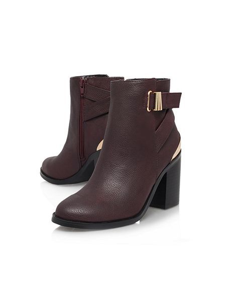 Shola ankle boots