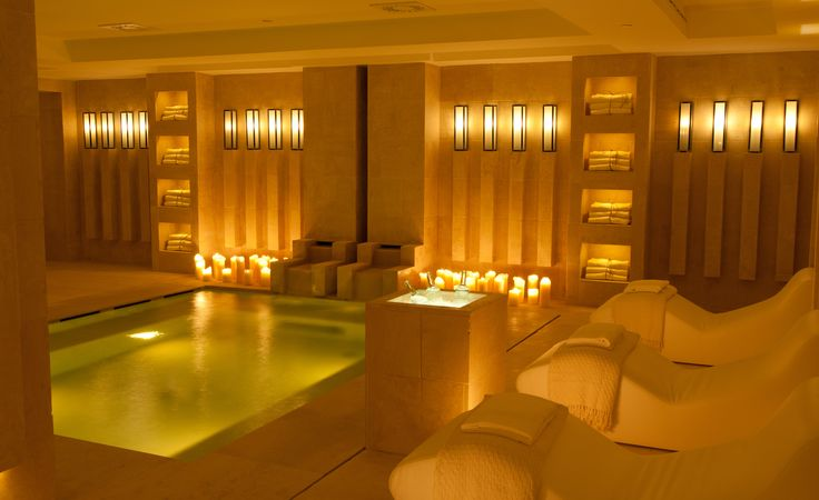 Rest and relax at the Vair Spa, Borgo Egnazia in intimate togetherness!