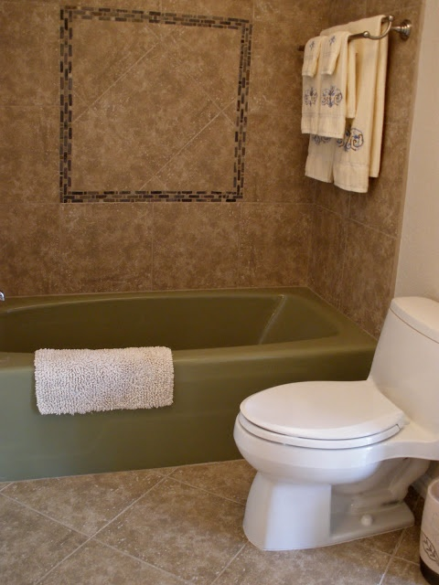 27 best images about bathroom ideas on pinterest for Redoing bathroom walls
