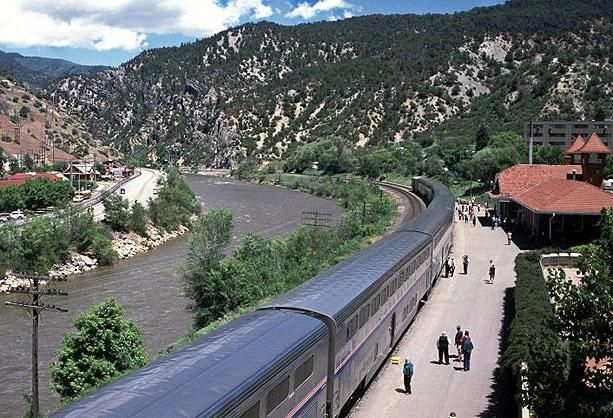The Amtrak trip on the California Zephyr runs through the heart of the Rocky Mountains: California Zephyr, Amtrak Rocky Mountain, Amtrak Trips, Training Travel, Future Travel, California Weekend, 2015 Trips, Training Trips, Amtrak California