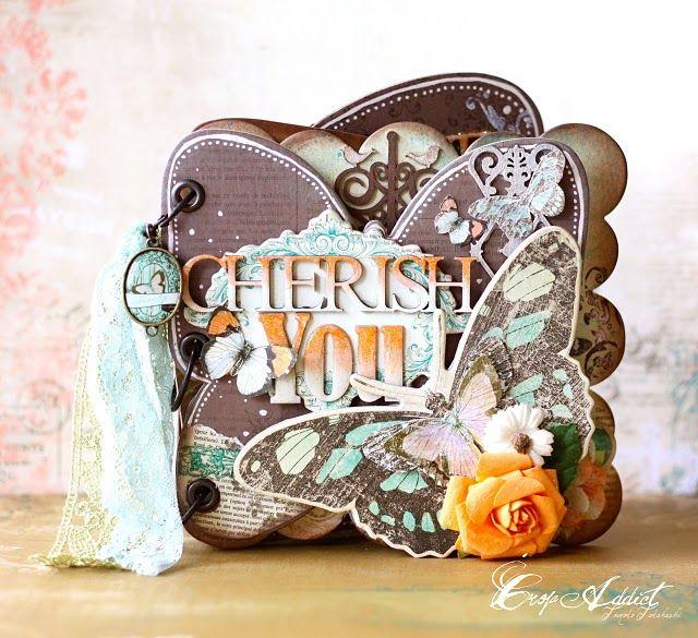 Cherish You - Scrapbook.com