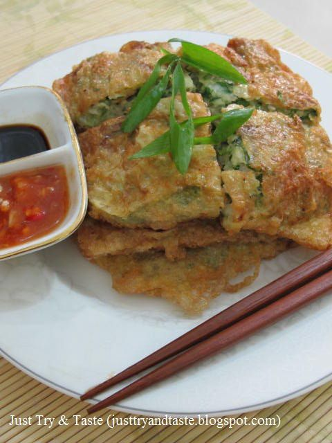 Just Try & Taste: Martabak Kembang Tahu Isi Sayur & Udang