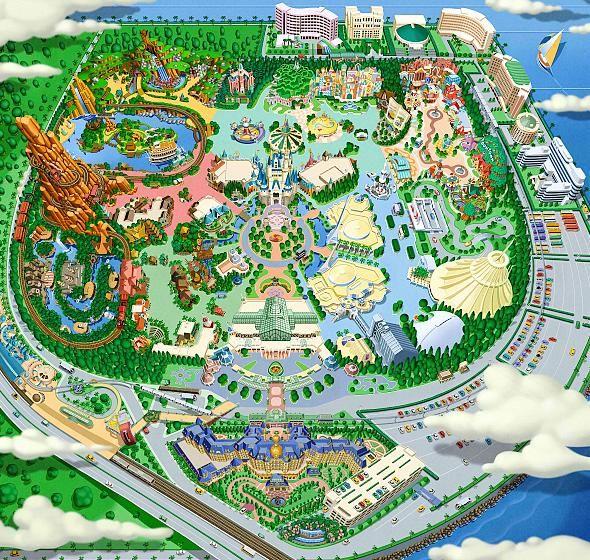 Tokyo Disney Resort Guide: Tokyo Disneyland