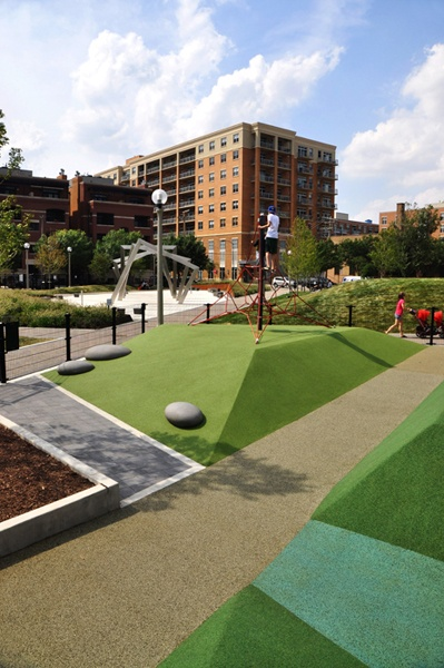 Mary Bartelme Park | Landscape Urbanism