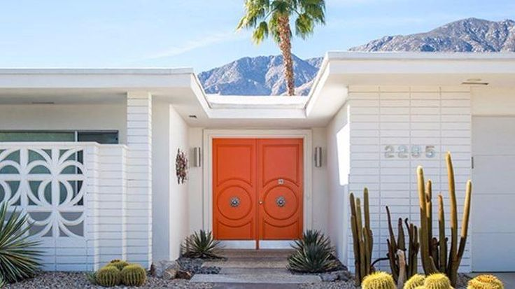 408 best mid century modern images on pinterest for Mid century modern furniture palm springs