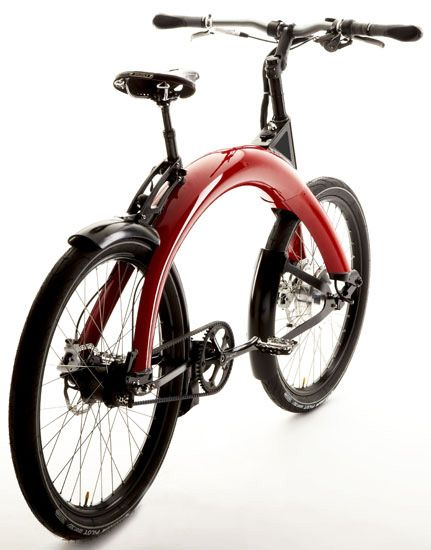 2012 PiCycle Limited - PiMobility Hybrid Electric Bicycle