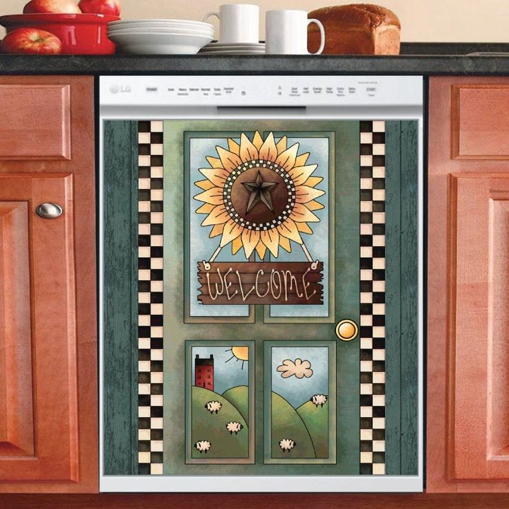 Pin on Dishwasher Primitive, Rustic