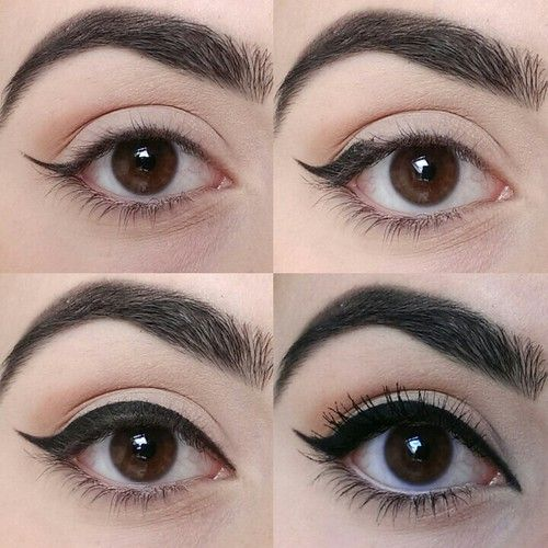 eyeliner for round eyes                                                                                                                                                                                 More