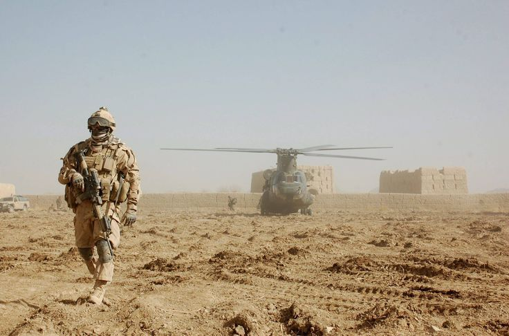 Canadian Soldier [Afghanistan]