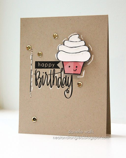 Happy Birthday! by Neat and Tangled, via Flickr