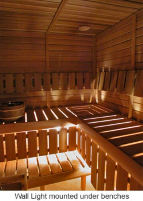 Cool your own personal sauna