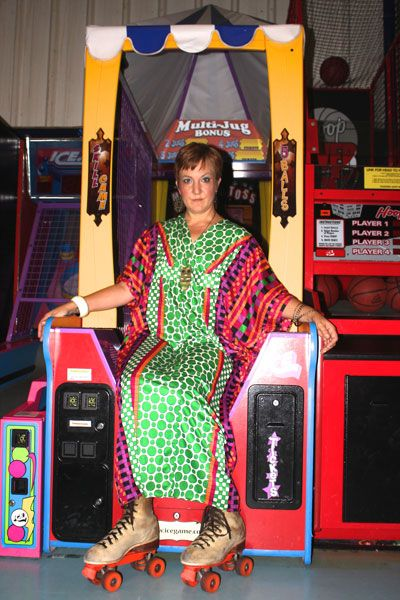 Julie Gillis of Bedpost Confessions | The Good Eye: Settlers of Caftan | The Austin Chronicle