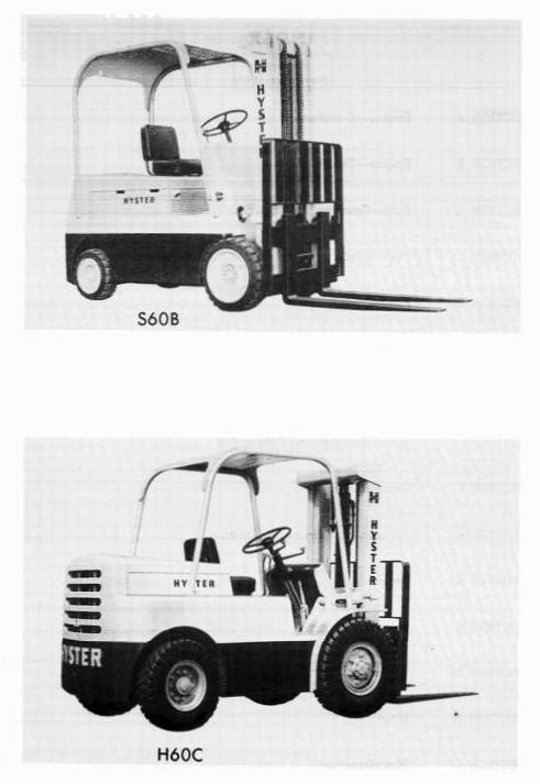 Original Illustrated Factory Workshop Manual for Hyster Forklift Ruck Type C005.Original factory manuals for Hyster Forclift Trucks, contains high quality images, circuit diagrams and instructions to help you to operate, maintenance and repair your truck. All Manuals Printable, contains Searchable T