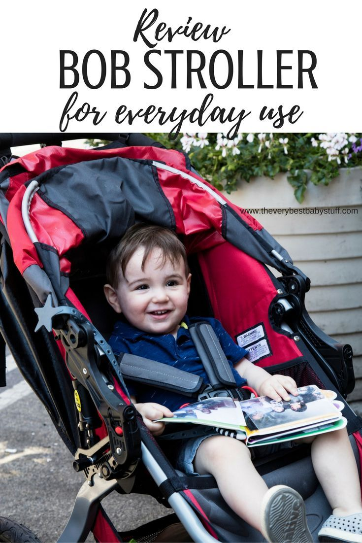 BOB Stroller for Everyday Use Review by a NonJogging NYC