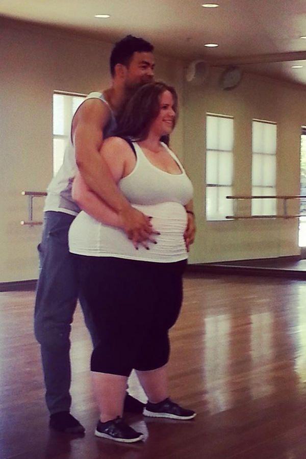 Whitney dancing w a hottie | Fat Peeps - Whitney Thore ...