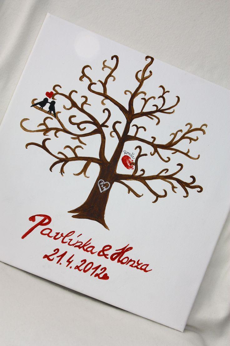 Wedding tree/Svatební strom