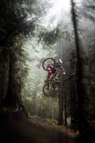 how to jump a tabletop mountain bike